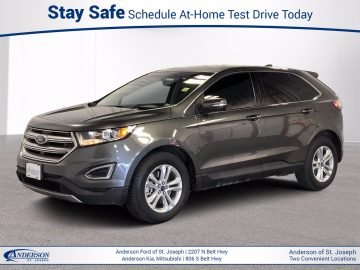 New 2017 Ford Edge SEL AWD Stock: S16380