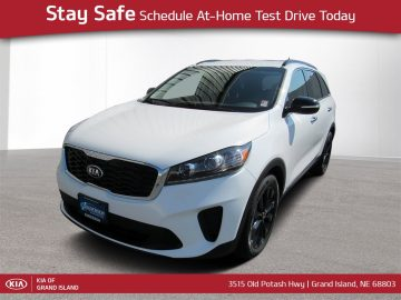 New 2019 Kia Sorento S V6 AWD Stock: GK6533