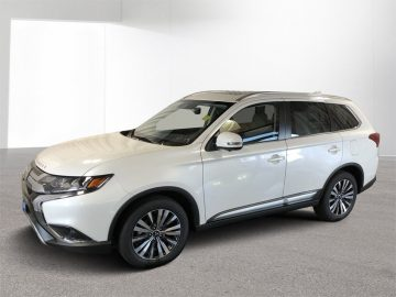 New 2019 Mitsubishi Outlander SEL S-AWC Stock: ST1830